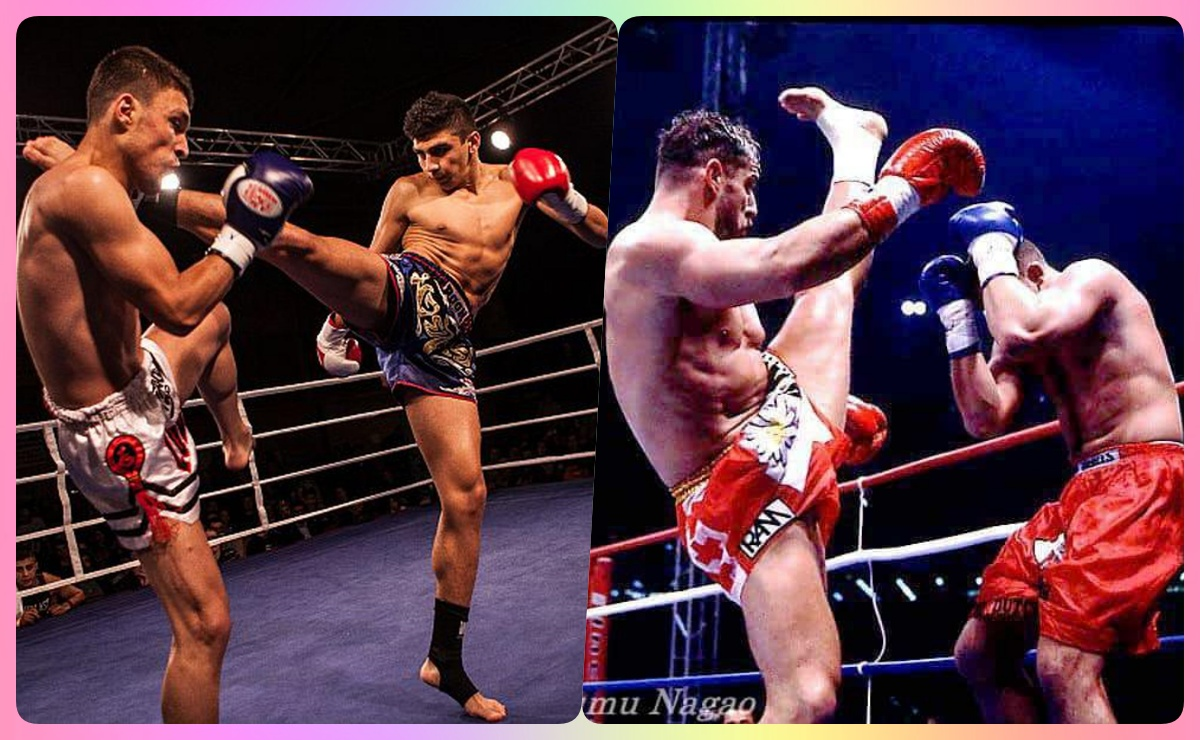 kick boxing vs muay thai